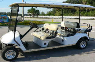 Action Golf Cars